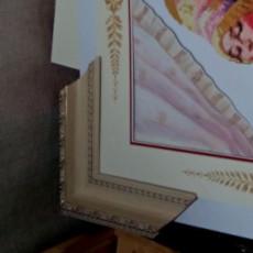 Дизайн и роспись паспарту